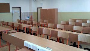 Učebňa elektroniky II