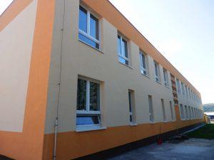 Budova prakt. vyučovania