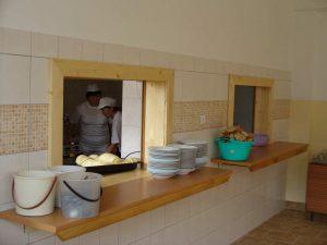 Školská jedáleň II