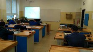Učebňa elektrodielní II