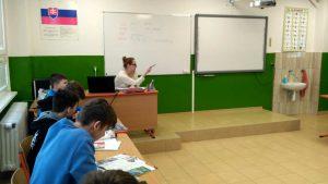 Jazyková učebňa II