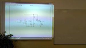 Učebňa elektrodielne